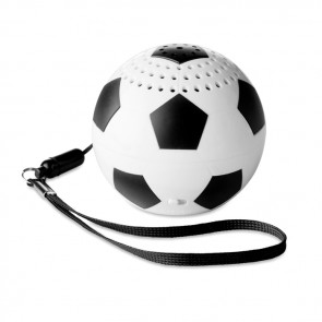 promotional fiesta football shape speakers MOB-MO9230