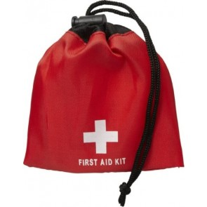 promotional first aid drawstring bags  IME-1047