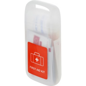 promotional first aid kit in pp container IME-8992