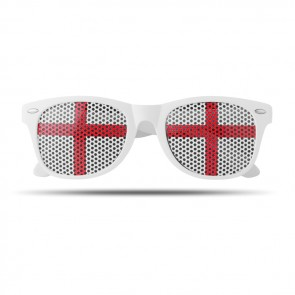 promotional flag sunglasses with country flag lenses MOB-MO9275