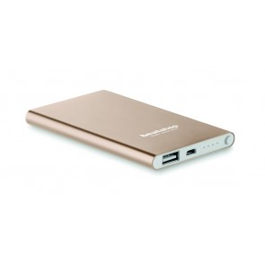 promotional flat powerbanks (4000mah) MOB-MO8735