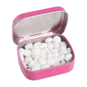 promotional flat tin mints IMC-C-0100