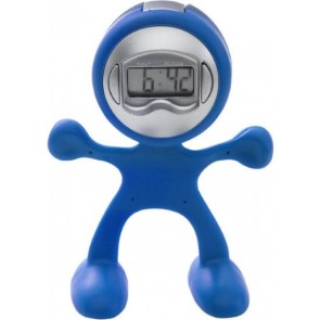 promotional flexi man alarm clocks IME-3073