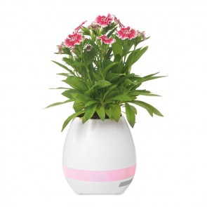 promotional flor magic musical flower pots MOB-MO9154