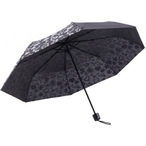 promotional foldable pongee (190t) umbrella IME-8976