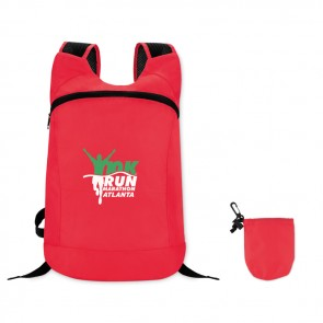 promotional foldable rucksacks MOB-MO9552