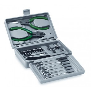 promotional foldable tool sets (25pcs)  MOB-KC3525