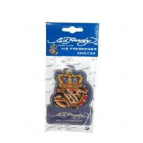 promotional car freshener with header card PMT-UCA2092