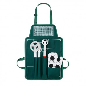 promotional football apron bbq sets MOB-MO9223
