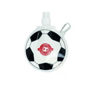 promotional football shaped foldable bottles MOB-MO8688