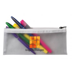 promotional frost pencil cases  SEU-ST2619