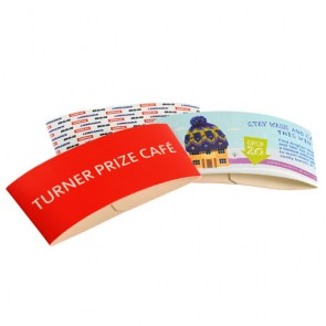 promotional full colour cup sleeves AJP-SLE-COL