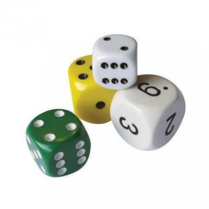 promotional game dices  SEU-HP8877