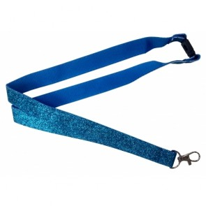 promotional glitter lanyards PMT-ULAG23