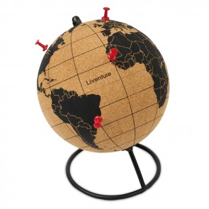 promotional globe in cork MOB-MO9722