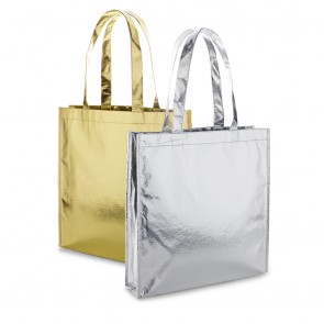 promotional glossy laminated bag STR-92850