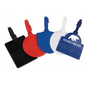 promotional golf tags   round SEU-HP9539