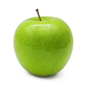 promotional green apples with printed  logo IMC-C-0181