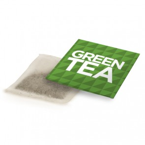 promotional green tea bag envelopes BIT-M12619