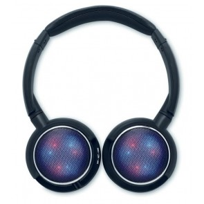 promotional halo headphones with led lights  MOB-MO8835