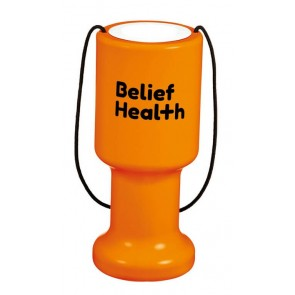 promotional hand held charity boxes SEU-HP8851