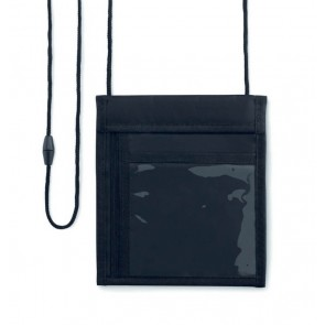 promotional hanging nylon wallets MOB-MO9042