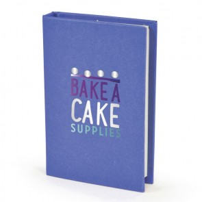 promotional hardback book with sticky notes  LTX-SS0275