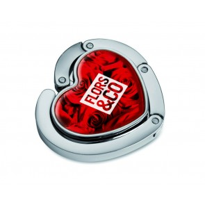 promotional heart shaped bag holders  MOB-MO7379