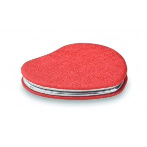 promotional heart shaped mirrors MOB-MO8980