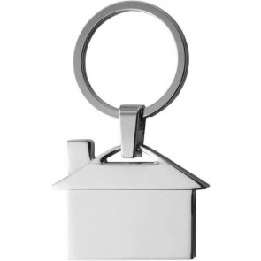 promotional house metal keyrings in gift box type 1 IME-3599