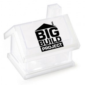 promotional house shaped money boxes LTX-SS0248