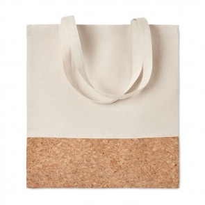 promotional illa tote shopping bag with cork MOB-MO9517