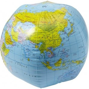 promotional inflatable globes  IME-9648