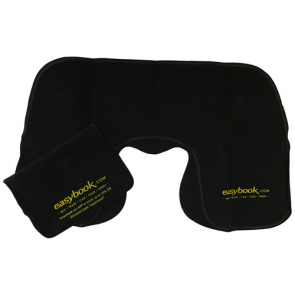 promotional inflatable travel pillow with pouch PMT-UTP20