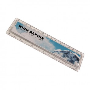 promotional insert rulers   15cm SEU-HP9588