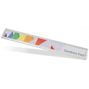 promotional insert rulers   38cm SEU-HP8725