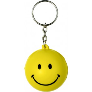 promotional key holder smiling face model IME-7865