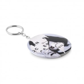 promotional key ring with bottle opener MOB-MO9334