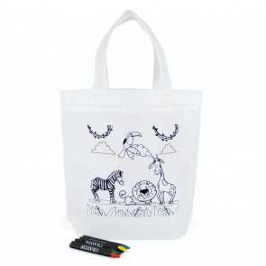 promotional kids colouring bags BHQ-QB0002