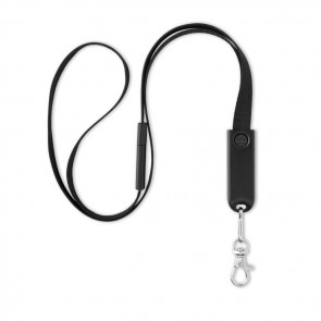 promotional lanyard with 3 in 1 cable MOB-MO9889