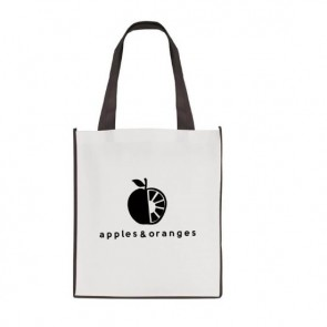 promotional large contrast shoppers  BHQ-QB3006
