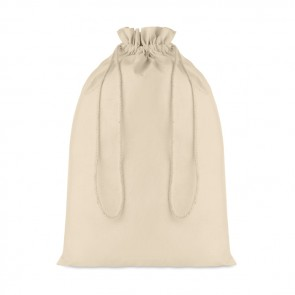 promotional large cotton draw cord bag MOB-MO9732