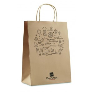 promotional large gift paper bags MOB-MO8809