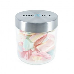 promotional large glass jar sweets  LTX-XF009