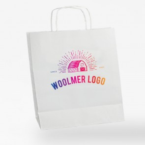promotional large twisted handle bags INT-LRGTHB