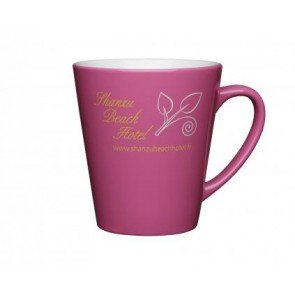 promotional latte colourcoat mug LSW-12155LAT