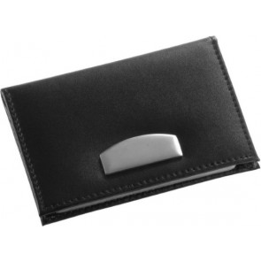 promotional leather business cards holders IME-8734