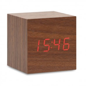 promotional led clock in mdf MOB-MO9090