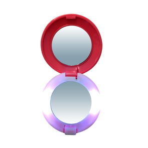 promotional led compact mirror PMT-ULCM10