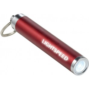 promotional led flashlight with key rings IME-8297